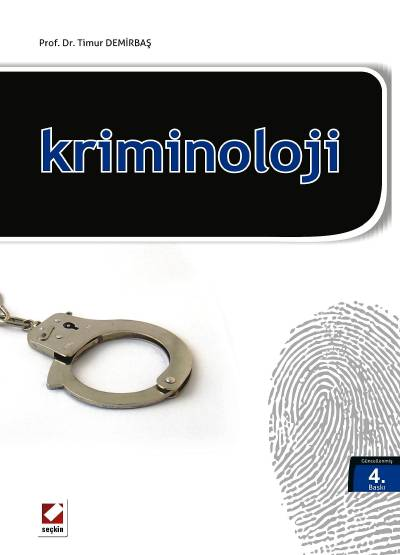 kriminoloji demirbaş